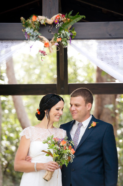 Wedding photography Sunshine Coast by Life and Love